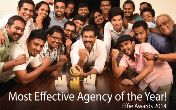 Sarva wins 'Most effective Agency of the Year' at Effies 2014 Thumbnail Image