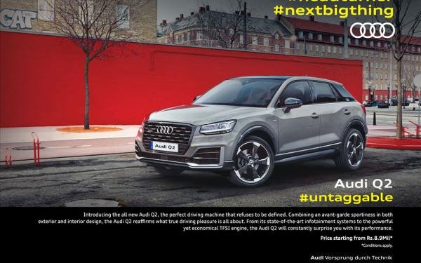 Audi Q2 Thumbnail Image