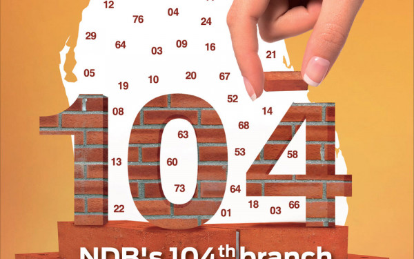 NDB's 104th branch – Mahawewa Thumbnail Image