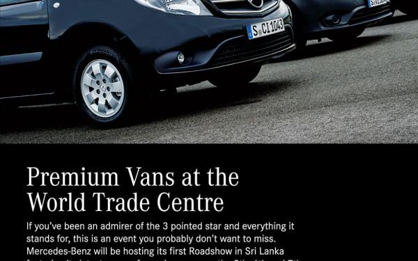 Mercedes-Benz Premium Vans Thumbnail Image