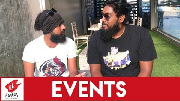Events - Wasthi Productions