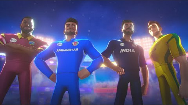 ICC T20 World Cup 2021 anthem: Live The Game