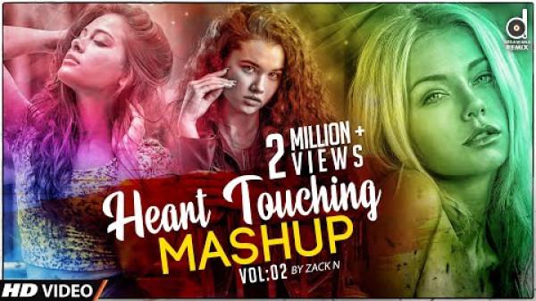 Heart Touching Mashup Vol:02 (ZacK N) | Sinhala Remix Song | Sinhala DJ Songs | Romantic Mashup